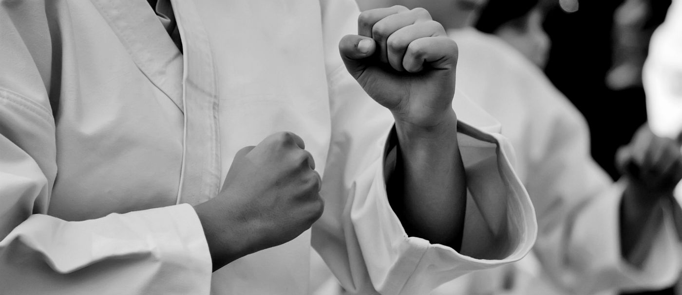 Karate for adults in Wanner